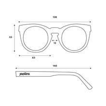 Load image into Gallery viewer, Shaka - JOPLINS® Sunglasses sunglasses