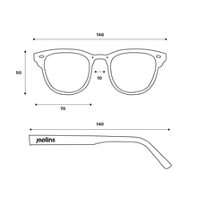 Load image into Gallery viewer, Mira - JOPLINS® Sunglasses