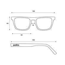 Load image into Gallery viewer, Palau - JOPLINS® Sunglasses Sunglasses