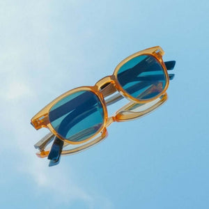 Joplins Saez Orange - Joplins Sunglasses