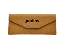Load image into Gallery viewer, Trifold Leather Case - Sunglasses Trifold Case - JOPLINS® Sunglasses Case