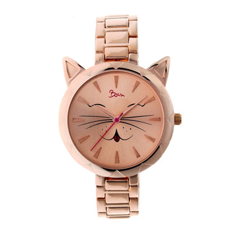 Boum Bm3203 Miaou Ladies Watch