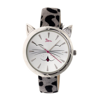 Boum Bm3204 Miaou Ladies Watch