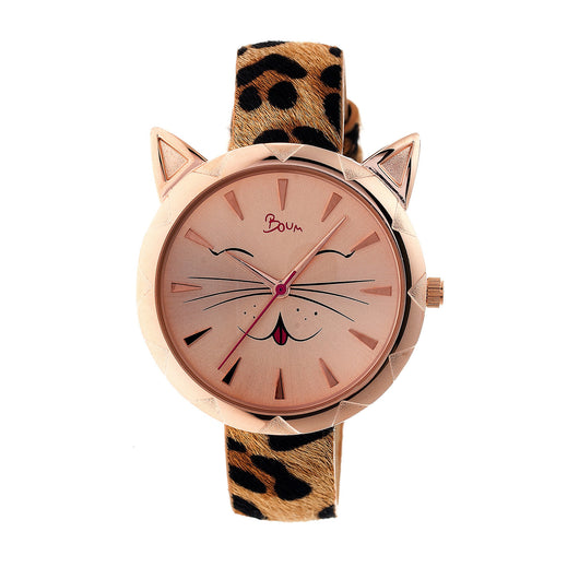 Boum Bm3206 Miaou Ladies Watch