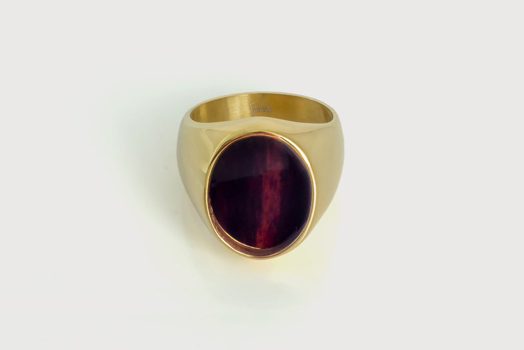 Valyarian Collection (Gold with Ebony Wood) - Wooden Element