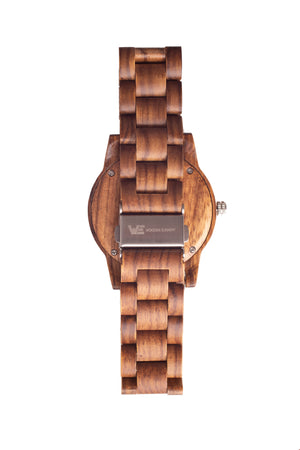 Time Bandit (Silver) - Wooden Element