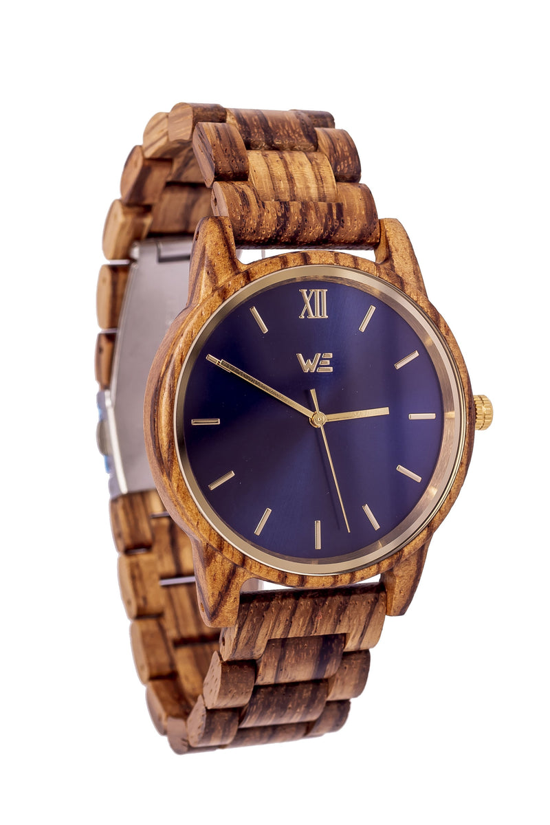 Ocean Drive (Blue) - Wooden Element