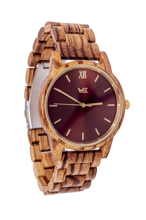 Ocean Drive (Maroon) - Wooden Element