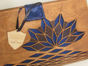 Wooden Handbags: The Rochelle Collection (Jasmine) - Wooden Element