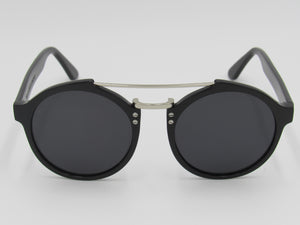 Wooden Sunglasses: The Lisbon Collection (Black)