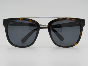 Wooden Sunglasses: New York (Tortoise) - Wooden Element