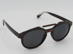 Wooden Sunglasses: Mallorca - Wooden Element