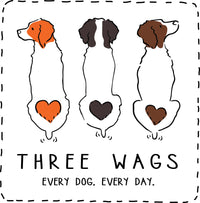 Three Wags