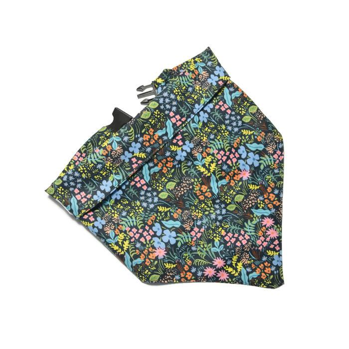 The Midnight Garden Dog Bandana - Three Wags