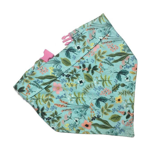 The Wildflower Dog Bandana - Three Wags