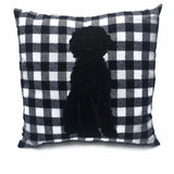 The Edison Doodle Pillow - Three Wags