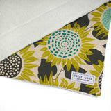 The Sunflower Garden Dog Blanket