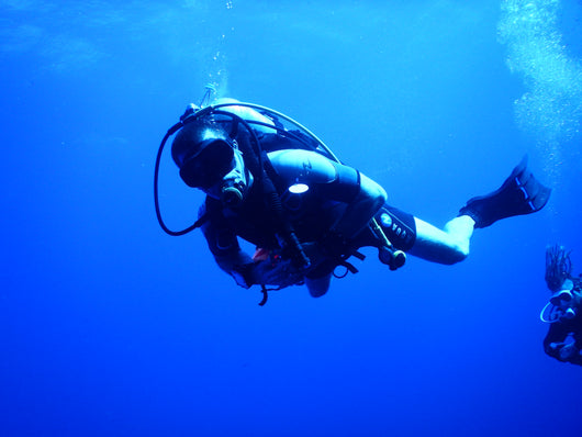 Open Water Diver - Platinum