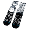 2PAC Socks (Black and White)