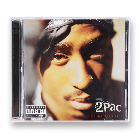 Greatest Hits CD - Music 2PAC OFFICIAL MERCHANDISE STORE - T-SHIRT - ALBUMS - LYRICS - CHANGES - MOVIE - MERCH - QUOTES - TUPAC - POEMS - POETRY
