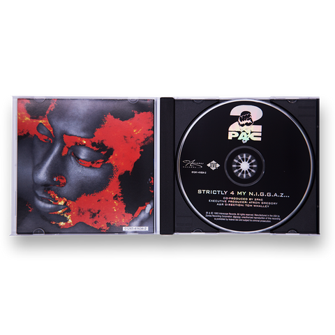 Strictly 4 My N.I.G.G.A.Z. CD - Music 2PAC OFFICIAL MERCHANDISE STORE - T-SHIRT - ALBUMS - LYRICS - CHANGES - MOVIE - MERCH - QUOTES - TUPAC - POEMS - POETRY