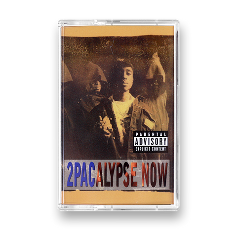 Cassette - Music 2PAC OFFICIAL MERCHANDISE STORE - T-SHIRT - ALBUMS - LYRICS - CHANGES - MOVIE - MERCH - QUOTES - TUPAC - POEMS - POETRY