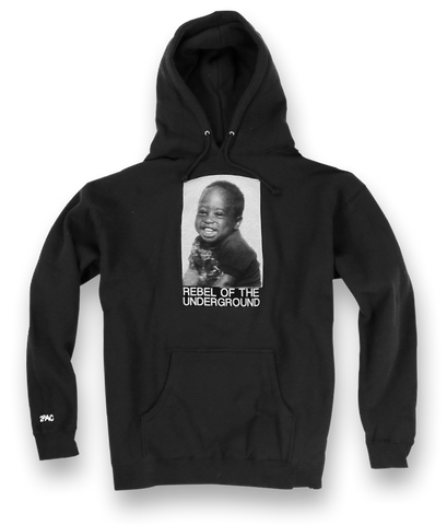 Rebel Pullover - Apparel 2PAC OFFICIAL MERCHANDISE STORE - T-SHIRT - ALBUMS - LYRICS - CHANGES - MOVIE - MERCH - QUOTES - TUPAC - POEMS - POETRY
