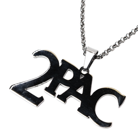 2PAC Necklace - Accessories 2PAC OFFICIAL MERCHANDISE STORE - T-SHIRT - ALBUMS - LYRICS - CHANGES - MOVIE - MERCH - QUOTES - TUPAC - POEMS - POETRY