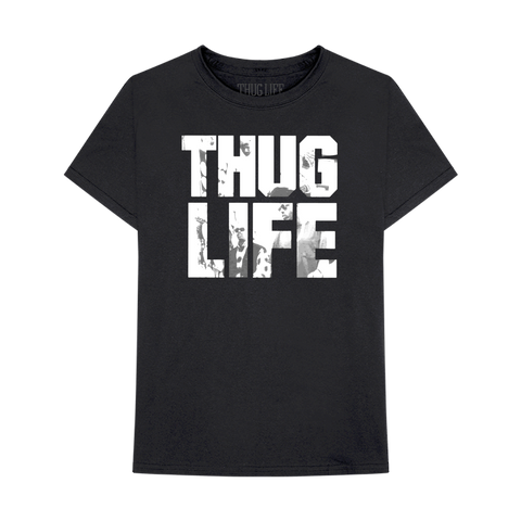Thug Life Album Art T-Shirt + Picture Disc