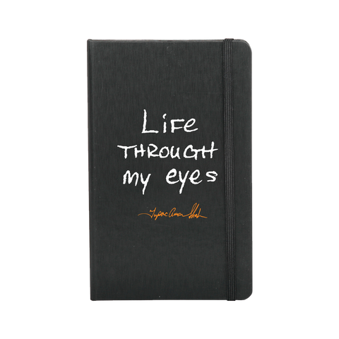 Life Through My Eyes Journal