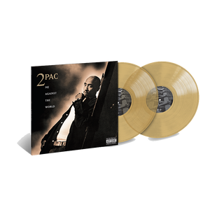 Me Against The World Exclusive & Limited Tan Color 2LP