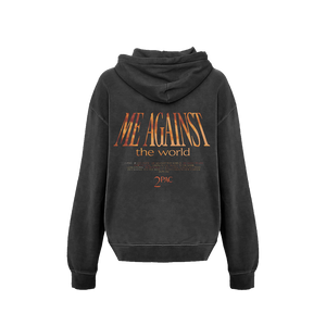Me Against the World Tracklist Hoodie