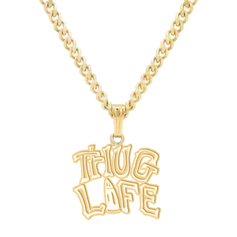 Thug Life Necklace