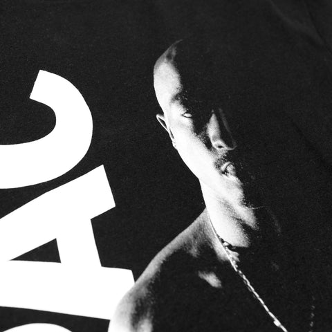 Side Photo T-Shirt - Apparel 2PAC OFFICIAL MERCHANDISE STORE - T-SHIRT - ALBUMS - LYRICS - CHANGES - MOVIE - MERCH - QUOTES - TUPAC - POEMS - POETRY