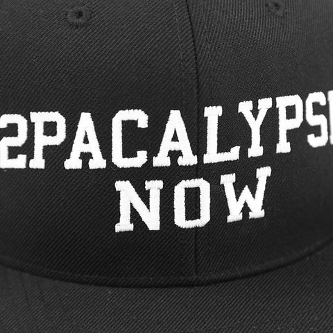 2Pacalypse Now Logo Snapback - Accessories 2PAC OFFICIAL MERCHANDISE STORE - T-SHIRT - ALBUMS - LYRICS - CHANGES - MOVIE - MERCH - QUOTES - TUPAC - POEMS - POETRY