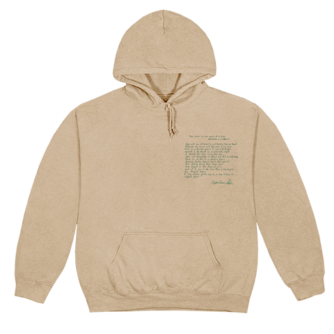 The Fear in the Heart of a Man Hoodie