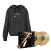 Me Against The World Tan Color 2LP + Hoodie