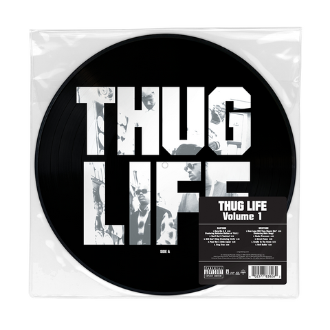 Thug Life: Volume 1 Picture Disc