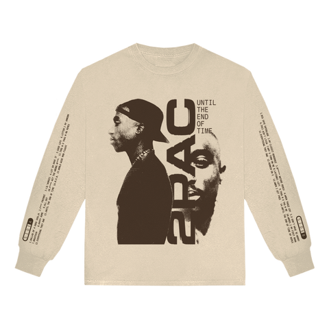 Until the End of Time Tracklist Long Sleeve