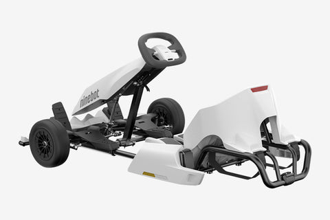 Ninebot by Segway Electric Gokart: The Coolest Gokart Ever - ihoverkart