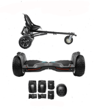 ALL TERRAIN WARRIOR HOVERBOARD OFF ROAD HOVERKART BUNDLE - ihoverkart