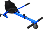 CLASSIC Hoverboard seat attachment Hoverkart for Swegway - Blue - ihoverkart