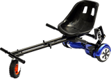 Drifter-X Hoverkart with suspension for Hoverboard - Black - ihoverkart