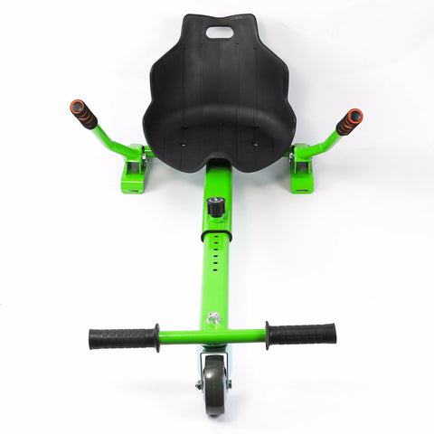 CLASSIC Hoverboard seat attachment Hoverkart for Swegway - Green