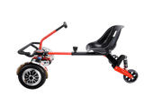 2018 NEW***  RACER HOVERKART - 2 IN 1 HOVERKART WITH STEERING WHEEL AND HANDLEBAR - ihoverkart
