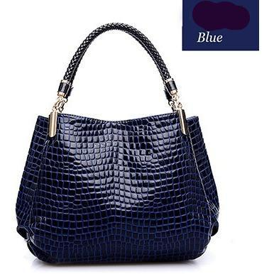 Alligator Leather Women Handbags Shoulder Bags Accessories - Kind Unity