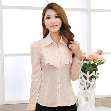 Women CasualChiffon Tops Blouse - Kind Unity