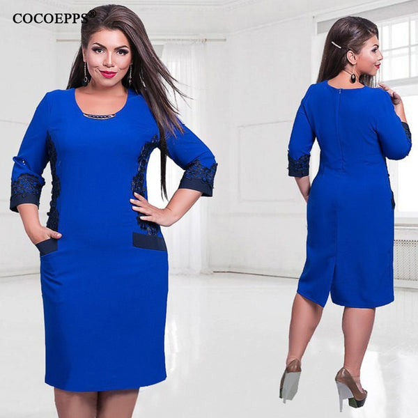 Plus Size Dresses  Women's  Dress - Kind Unity