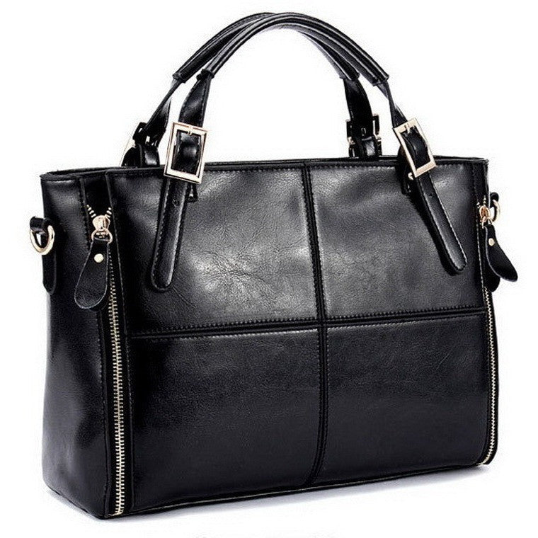 Patchwork Leather Bags Women Handbags Accessories - Kind Unity
