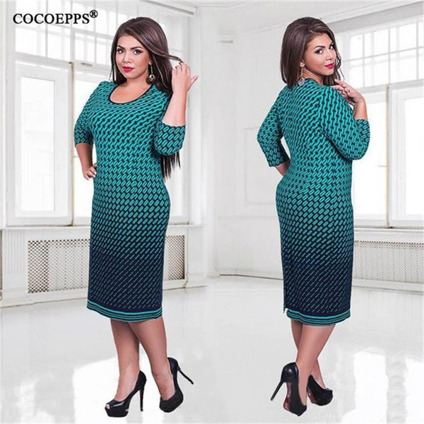 Elegant  Women Plus size Dresses - Kind Unity